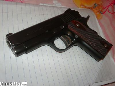 For Sale: compact 1911 45acp