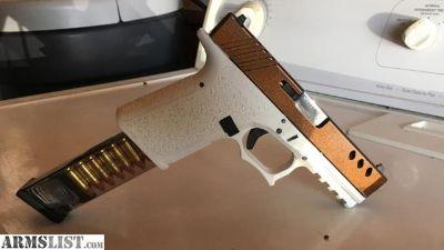 For Sale: Custom glock 19 trade for glock 26/27 or AK