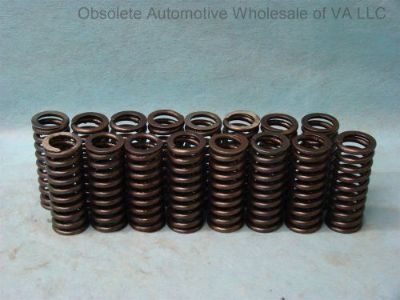 Buy 1934 - 1950 Ford 221 239 Valve Spring Set 16 Flathead V8 NORS 100HP OBA-6513A motorcycle in Vinton, Virginia, United States, for US $120.00