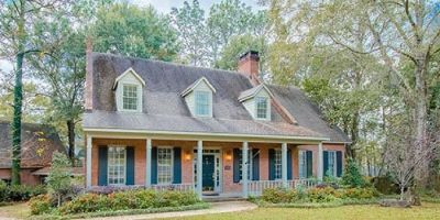 Creole-Style Home with Marble Flooring in Inverness, Mobile!