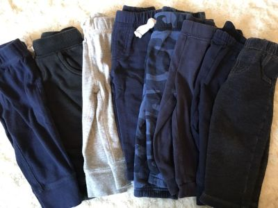 8 pairs of Carter s pants