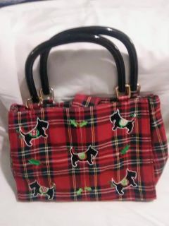 Scottie dog themed Ladies Bag