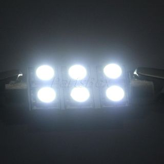 Find 4x White LED Map Dome Lamp T10 194 168 + 211-2 Festoon Interior Light Package motorcycle in Cupertino, CA, US, for US $9.99
