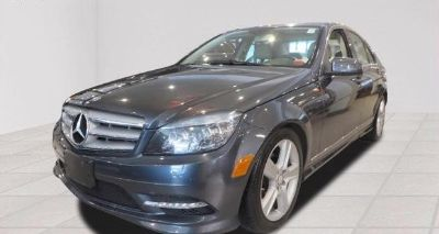 2011 Mercedes-Benz C-Class C300 4MATIC Luxury (Steel Grey Metallic)