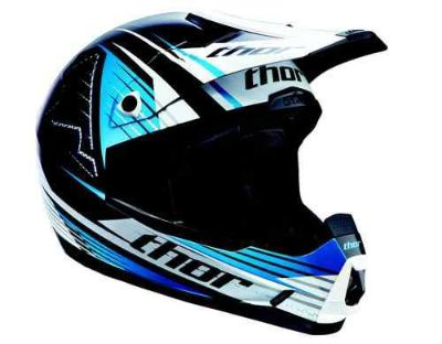 Find Thor 2013 Quadrant Race Helmet Blue MX Motorcross ATV XS X-Small motorcycle in Elkhart, Indiana, US, for US $159.95