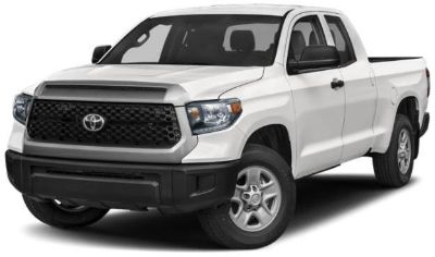 2019 Toyota Tundra SR5 Double Cab 6.5' Bed 4.6L