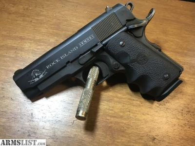 For Sale/Trade: RIA M1911-A1 CS .45 ACP