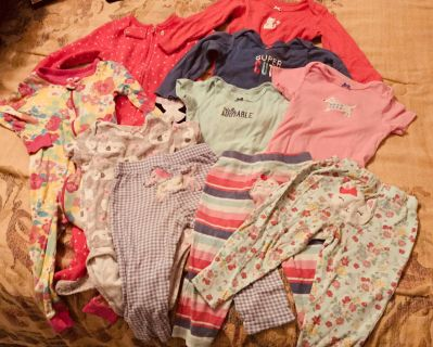 18 month girl clothes