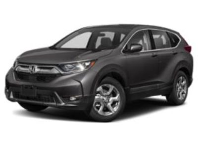 2019 Honda CR-V EX (modern steel metallic)