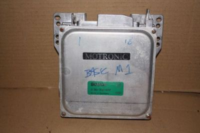 Buy Bosch BMW 325e 525 E30 E28 Motronic DME ECU Engine Computer Unit 027 motorcycle in Cotuit, Massachusetts, United States, for US $79.50