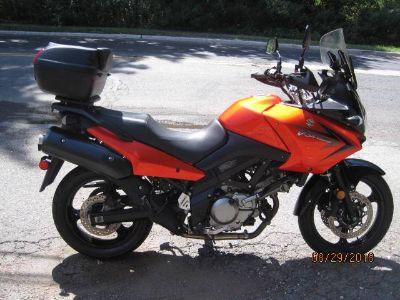 2009 Suzuki V-Strom 650 Dual Purpose Motorcycles Metuchen, NJ