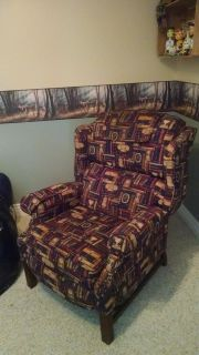 2 Lazyboy wing back recliners