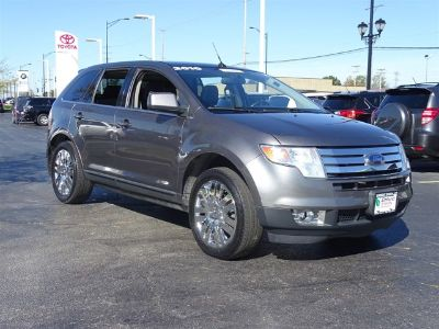 2010 Ford Edge Limited (Sterling Grey Metallic)