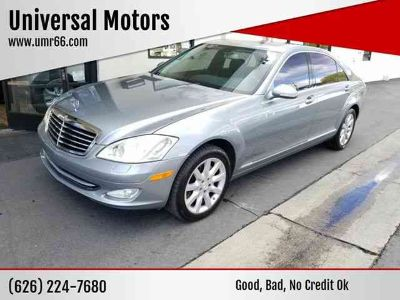 Used 2007 Mercedes-Benz S-Class for sale