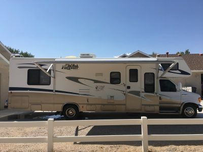 2008 Forest River Forester 3101SS