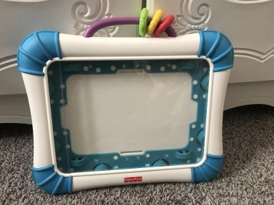 Perfect condition! iPad case for kids. Fits full-sized iPads.