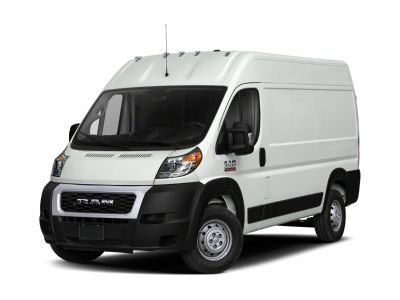 2019 RAM ProMaster 2500 High Roof (Bright White Clearcoat)