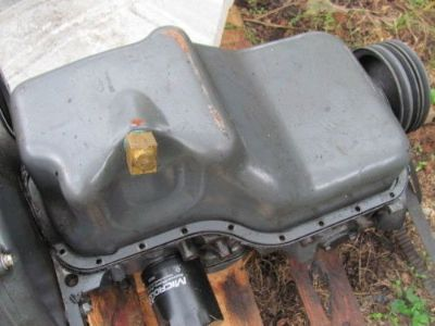 Buy OMC Cobra 2.3 Engine OIL PAN 1988 motorcycle in Young Harris, Georgia, United States, for US $160.00
