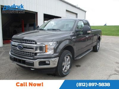 2018 Ford F-150 XLT (J7 Magnetic)