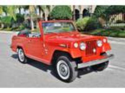 1971 Jeep Commando V8