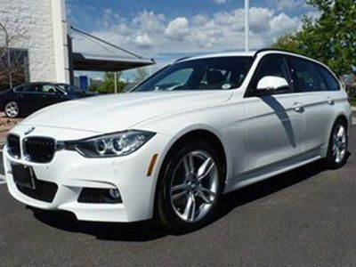 2014 BMW 3-Series 328i xDrive (Alpine White)