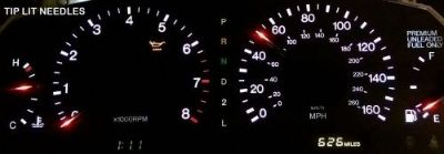 Sell REPAIR Lexus ES300, GS300 GS400, SC300 SC400 Speedometer needle backlight motorcycle in Racine, Wisconsin, United States, for US $109.98