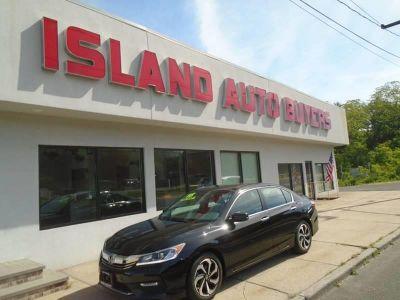 2016 Honda Accord EX 4dr Sedan CVT (Black)