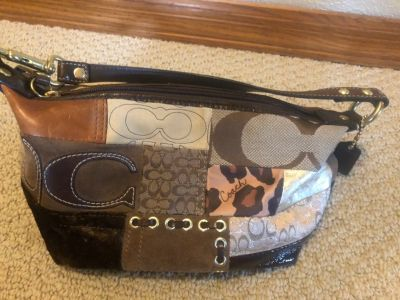 Purse - small clutch size - never used
