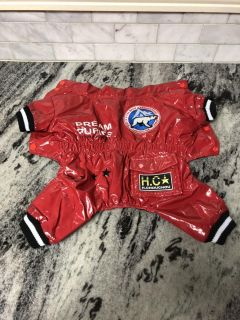 NEW Dream Puppies red Costume size 12 - see measurement in extra photo $6
