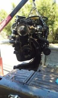 Find 470 MERCRUISER engine 3.7L, 170 HP FRESH WATER ONLY FRESH WATER COOLED motorcycle in Pacifica, California, United States, for US $225.00