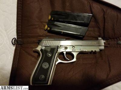 For Sale: 9mm Taurus hand gun