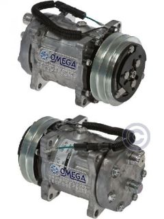 Sell U4709 09979 BRAND NEW SANDEN OEM HD/AG FREIGHTLINER AC COMPRESSOR AND CLUTCH motorcycle in Irving, Texas, United States, for US $199.99