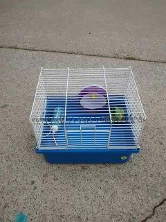 Hampster Cage