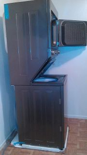 $800, Stackable Washer and Dryer