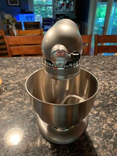 Kitchen Aid Classic Plus 4.5 quart