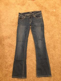 Express jeans, size 4