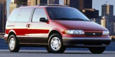 1997 Nissan Quest XE (Green)