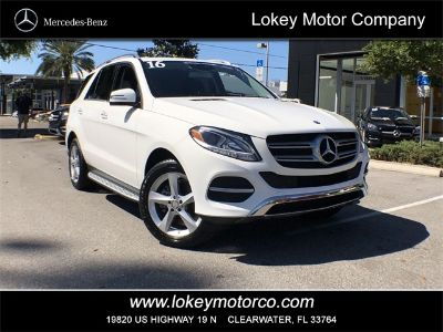 2016 Mercedes-Benz M-Class ML350 (Polar White)