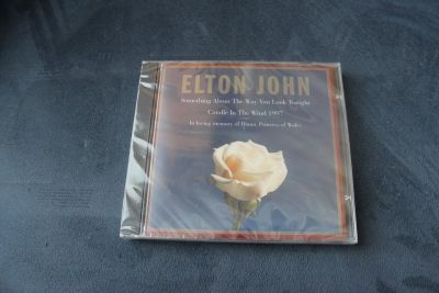 1997 Elton John CD - Candle in the Wind (Sealed - Never Opened)