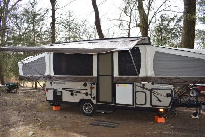 2014 Forest River Rockwood Premier 2516G