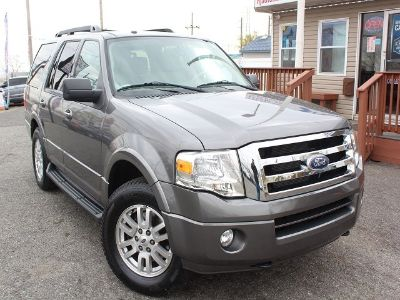2011 Ford Expedition XLT (Sterling Grey Metallic)