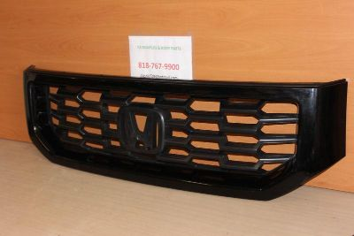 Sell 09 10 11 12 13 2013 2012 HONDA RIDGELINE SPORT GRILLE GRILL GENUINE NICE BLACK motorcycle in Sun Valley, California, US, for US $198.00