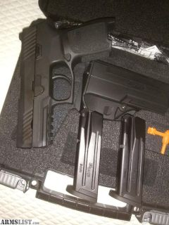 For Sale/Trade: Sig P320C 9