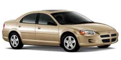 2002 Dodge Stratus SE (Silver)