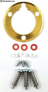 Horn Contact Plate & Screw Kit