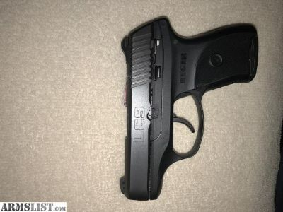 For Sale: Ruger LC9hammer