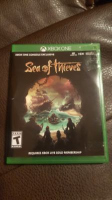 Sea of thieves xbox game