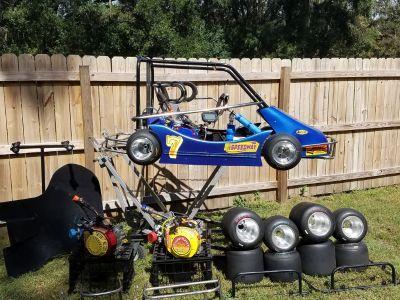 Rage Champ Kart