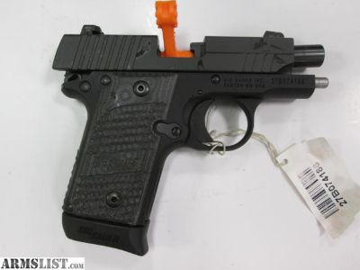 For Sale: New SIG SAUER P238 .380 Extreme