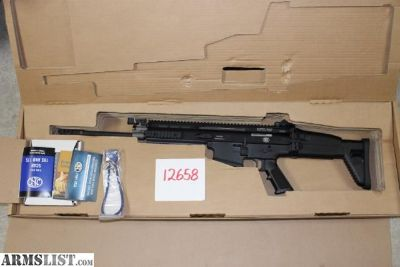 For Sale: FN H Scar 17S 7.62 x 51/.308 NIB